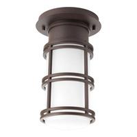 Progress P6536-2030K9 Bell LED 7 inch Antique Bronze Outdoor Hanging Lantern