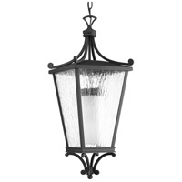 Cadence 1 Light 10 inch Black Outdoor Hanging Lantern