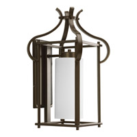 Progress Lighting Imperial 1 Light Outdoor Wall in Antique Bronze P6600-20