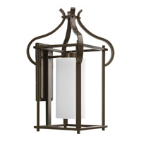 Progress Lighting Imperial 1 Light Outdoor Wall in Antique Bronze P6601-20