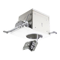 Progress Lighting Recessed Firebox 2 Light Recessed Housing P66-EBFB