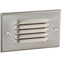 Progress LED Step Light 1 Light Step Light in Brushed Nickel P6827-09/30K