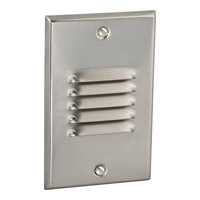 Progress Lighting LED 3 Light Step Light in Brushed Nickel P6828-09