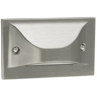 Signature 4 watt Brushed Nickel Step Light
