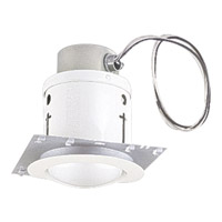 Recessed Lighting BR-30 Recessed Complete Round Housing & Trim