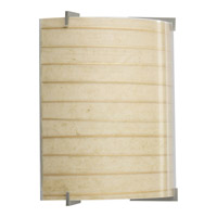 Progress Lighting Le Papier Wall Sconce in Brushed Nickel P7003-09NP