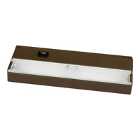 Progress Lighting Hide-a-Lite III 1 Light Undercabinet Light in Antique Bronze P7032-20WB