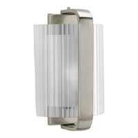 Progress Lighting Signature 1 Light Sconce in Brushed Nickel P7051-09EE photo thumbnail