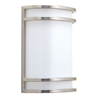 Signature LED 8 inch Brushed Nickel Wall Sconce Wall Light