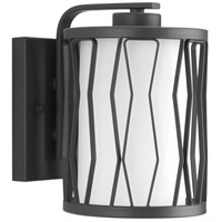Progress P710007-143 Wemberly 1 Light 6 inch Graphite Wall Sconce Wall Light Design Series