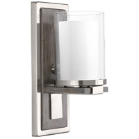 Mast 1 Light 5 inch Brushed Nickel Wall Sconce Wall Light