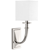Avana 1 Light 6 inch Polished Nickel Wall Sconce Wall Light
