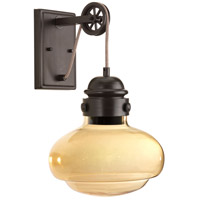 Beaker LED 10 inch Antique Bronze Wall Sconce Wall Light, Design Series
