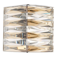 The Pointe 1 Light 6 inch Polished Chrome Wall Sconce Wall Light
