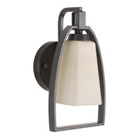 Progress Lighting Ridge 1 Light Wall Sconce in Espresso P7143-84