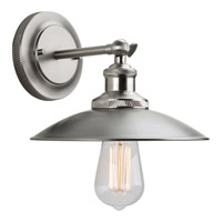 Progress Archives 1 Light Wall Sconce in Antique Nickel P7156-81