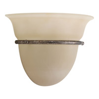 Spirit 1 Light 10 inch Pebbles Wall Sconce Wall Light
