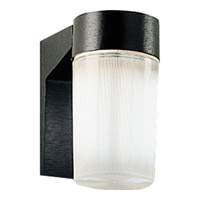 Progress P7191-31 Hard-Nox 2 Light 7 inch Black Outdoor Wall Lantern alternative photo thumbnail