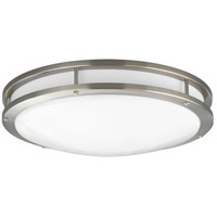 Progress P7250-0930K9 Led Ctc LED 18 inch Brushed Nickel Flush Mount Ceiling Light
