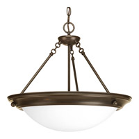 Progress Lighting Eclipse 3 Light Close-to-ceiling in Antique Bronze P7322-20WB