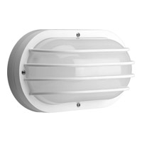 Progress Lighting Non-Metallic 2 Light Outdoor Wall in White P7338-30EBWB