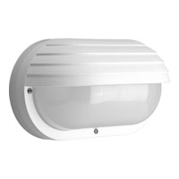 Progress Lighting Non-Metallic 2 Light Outdoor Wall in White P7339-30EBWB