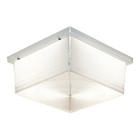 Progress Lighting Hard-Nox 2 Light Outdoor Ceiling in White P7396-68