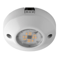 Hide-a-Lite III 120V LED White Puck Light