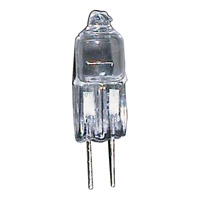 Progress Lighting Halogen Lamp 1 Light Light Bulb in Clear P7802-01