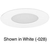 Progress P800004-009-30 Edgelit LED Brushed Nickel Recessed Light
