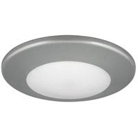 P8022 Series LED 7 inch Metallic Gray Flush Mount Ceiling Light