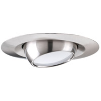 Signature LED Brushed Nickel Recessed Trim