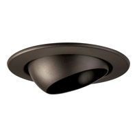 Recessed Lighting Medium Antique Bronze Recessed  Eyeball Trim