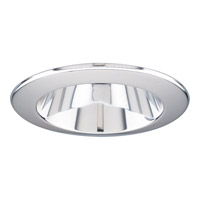 Recessed Lighting Clear Alzak Recessed Cone Trim