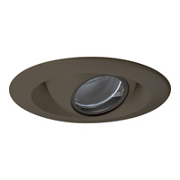 Recessed Lighting MR-16 Antique Bronze Recessed Pinhole Trim