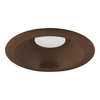 LED Recessed LED array Antique Bronze Recessed Trim