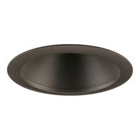 Recessed Lighting Antique Bronze Recessed Step Baffle Trim