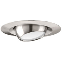Progress P8076-09-30K Signature LED Brushed Nickel Recessed Trim