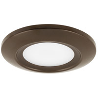 P8108 Series LED 6 inch Antique Bronze Flush Mount Ceiling Light