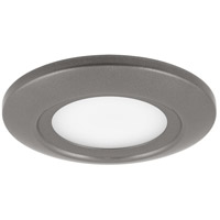P8108 Series LED 6 inch Metallic Gray Flush Mount Ceiling Light in Metallic Grey