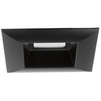 Progress P8161-31-30K Led Retrofit Square LED Black Recessed Trim