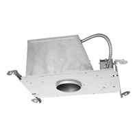 Recessed Lighting MR-16 Recessed New Construction Housing in Air tight, 4-inch, Air-Tight, Low Voltage
