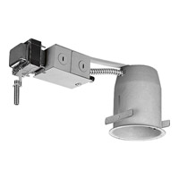 Progress Lighting 4in Low Voltage Remodel Non-IC Housing Recessed Housing P818-TG