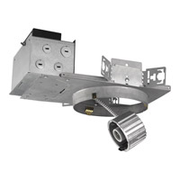 Progress Lighting HID Pro-Optic 1 Light Recessed Housing P8203-EB