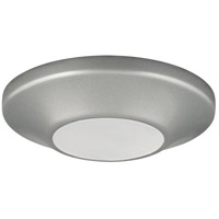 P8240 Series LED 6 inch Metallic Gray Flush Mount Ceiling Light