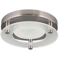 Progress P8247-0930K9AC1L06 P8247 Series LED 6 inch Brushed Nickel Flush Mount Ceiling Light