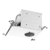 Recessed Lighting Recessed New Construction Housing in Standard, Firebox, 4-inch, Line Voltage, Firebox