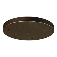 Progress Lighting Signature Canopy in Antique Bronze P8403-20