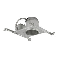 Recessed Lighting Medium Recessed New Construction Housing 5-inch, Air-Tight, IC, Non-IC