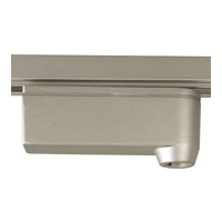 Progress Lighting Transformer Track Component in Brushed Nickel P8516-09